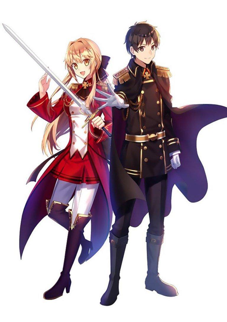 Anunciado anime de How a Realist Hero Rebuilt the Kingdom ...