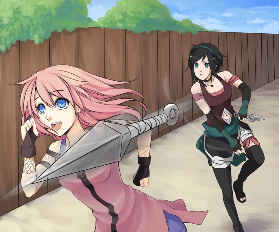 CM: Training [Naruto OC] by KarameruYukika on DeviantArt