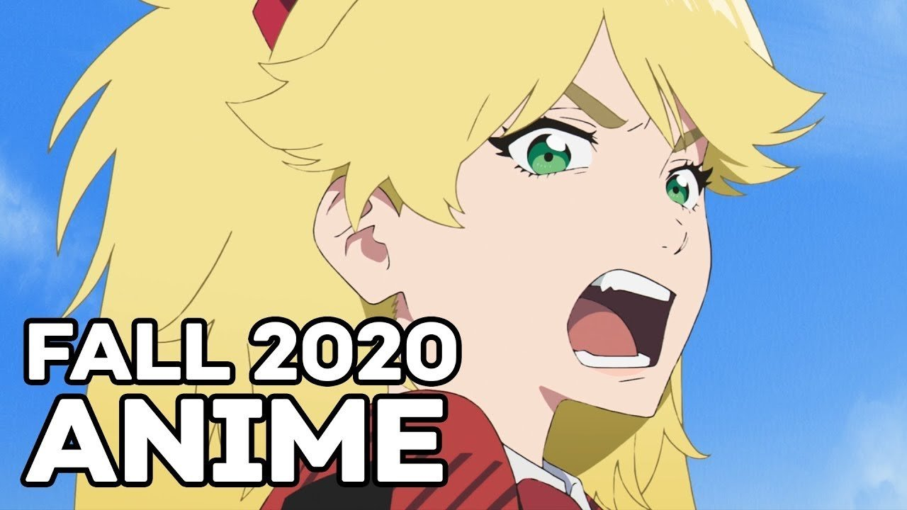 CrunchyRoll Outline Fall 2020 Dubbed Anime Seasons