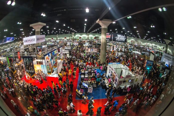 how fans run the largest u s anime convention as a non profit
