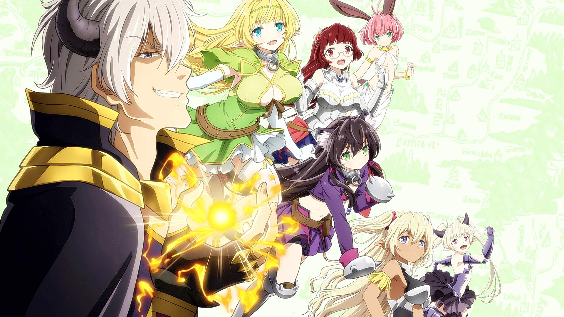 How Not to Summon a Demon Lord Season 1 Review » Anime ...