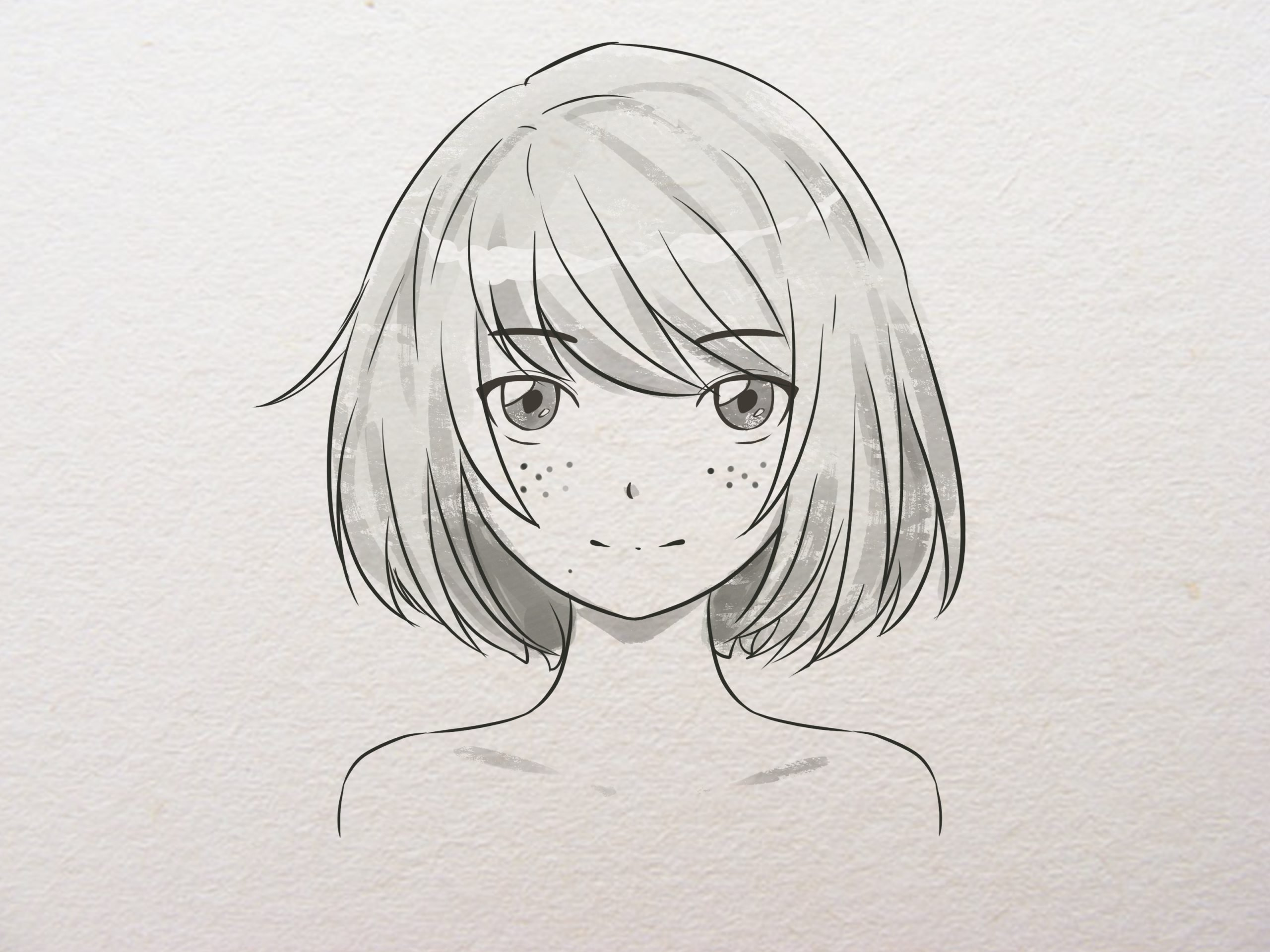 How to Draw Anime or Manga Faces: 15 Steps (with Pictures)