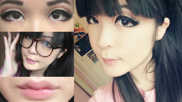 how to look like an anime girl without circle lens or