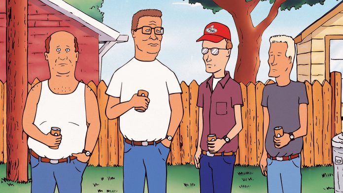 king of the hill anime animeclick it
