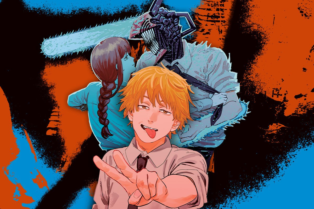 Manga That Need an Anime Adaptation: Chainsaw Man