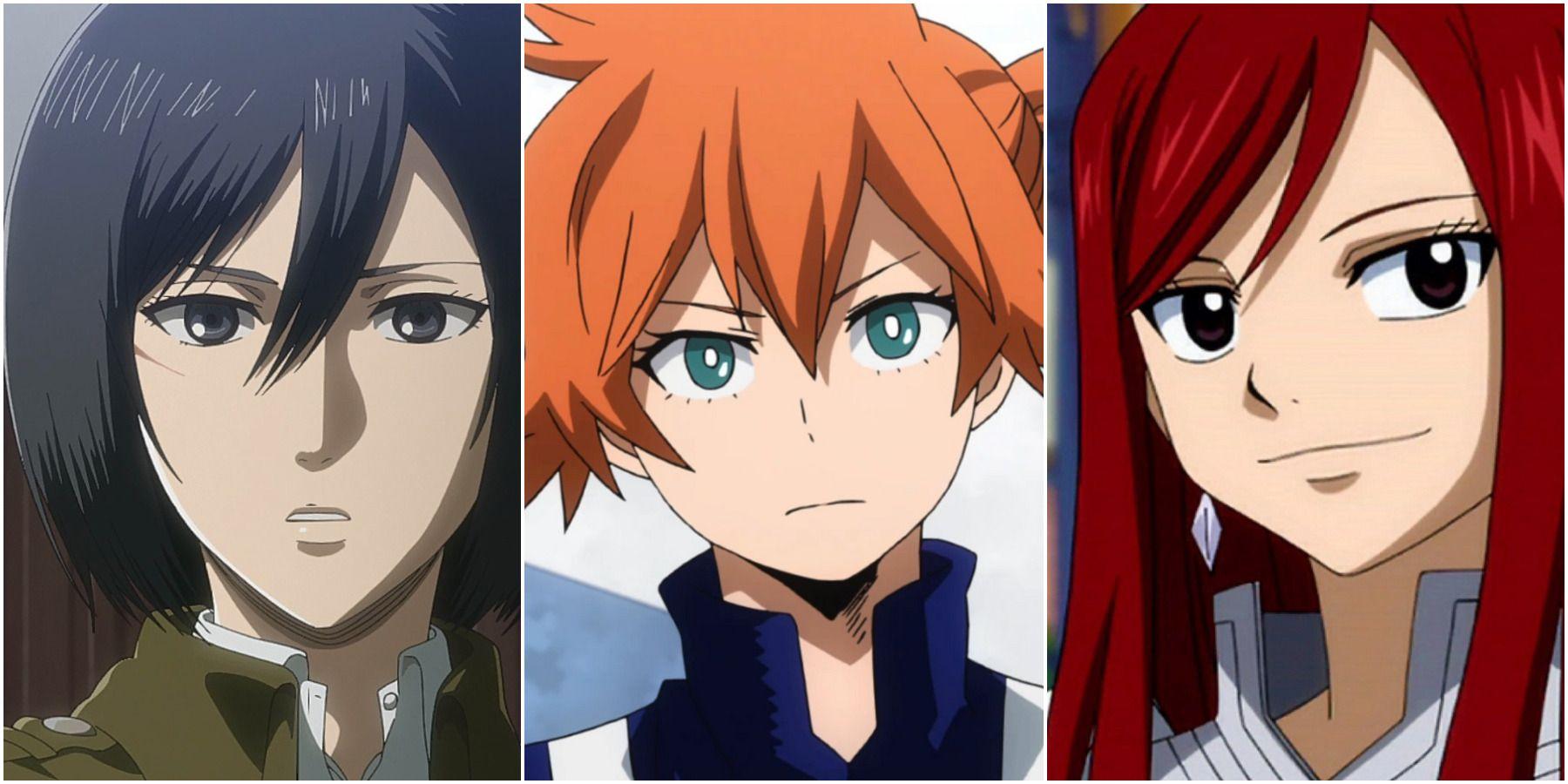 My Hero Academia: 10 Anime Characters Who Are Just Like ...