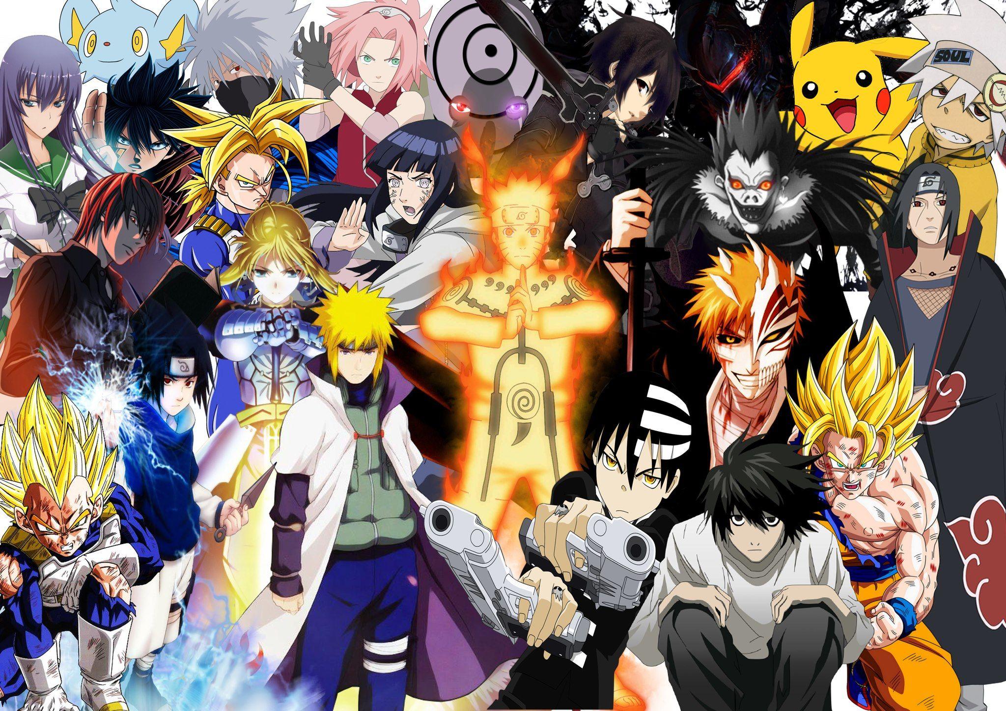 Shonen Anime Wallpapers
