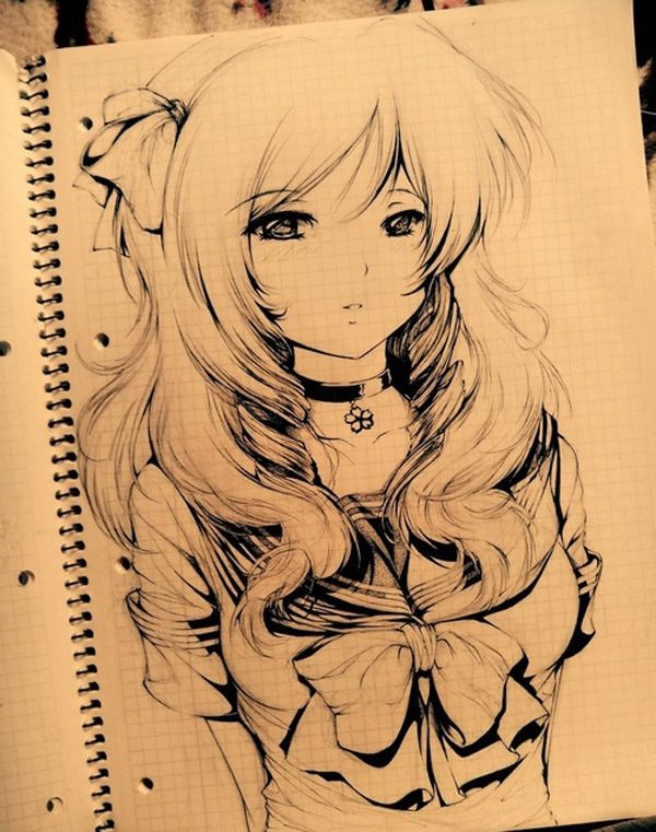 Wish I could draw this good!